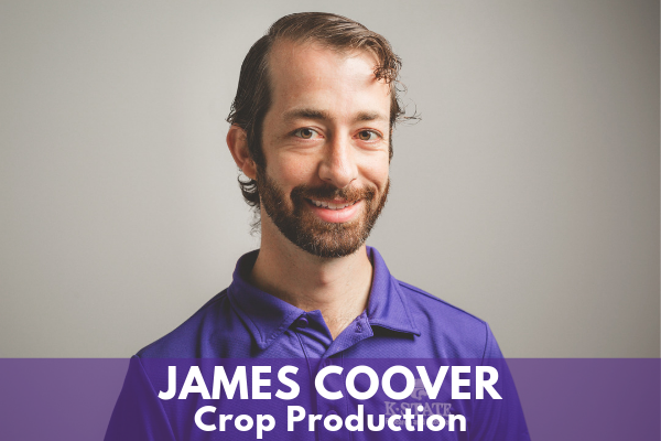 James Coover - Crop Field Production